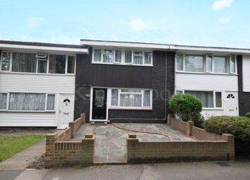 Thumbnail 3 bedroom terraced house for sale in Woolmer Green, Lee Chapel North