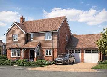 "Thumbnail 4 bed property for sale in ""The Danbury"" at Green Lane, Boughton Monchelsea, Maidstone"