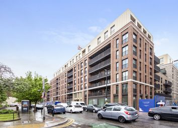 Thumbnail 1 bed flat to rent in Georgette Apartments, The Silk District, Whitechapel