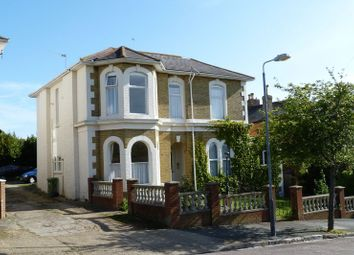 Thumbnail 1 bed flat to rent in Partlands Avenue, Ryde