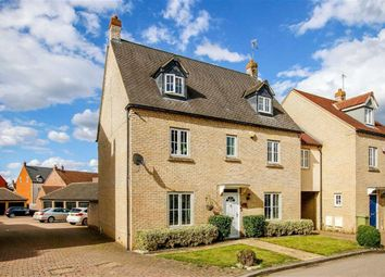 Thumbnail 5 bed link-detached house for sale in Brownset Drive, Kingsmead, Milton Keynes, Bucks