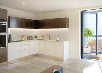 Thumbnail 2 bed flat to rent in Foundry House, Battersea Exchange, London