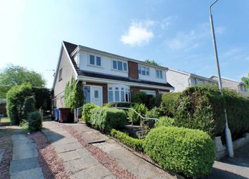 Thumbnail 3 bed semi-detached house for sale in Tay Grove, Mossneuk, East Kilbride