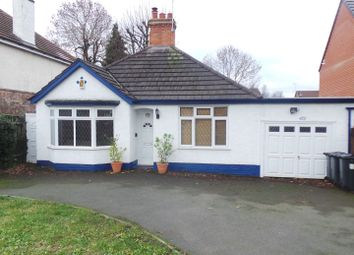 Thumbnail 2 bed detached bungalow for sale in Glovers Trust Homes, Chester Road, Sutton Coldfield