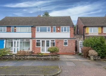 Thumbnail 3 bed semi-detached house to rent in Elford Road, Harborne, - 3 Bed Semi