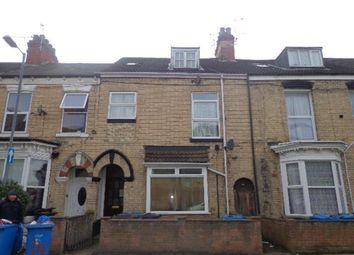 Thumbnail 2 bed flat to rent in Granville Street, Hull