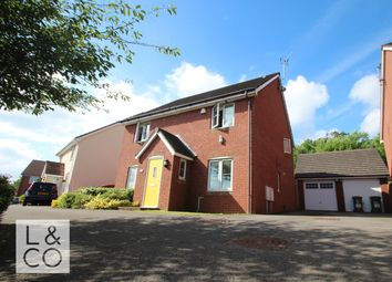 Thumbnail 4 bed detached house for sale in High Trees, Risca