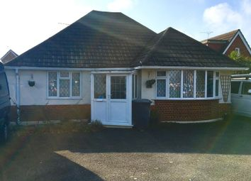 Thumbnail 2 bed bungalow for sale in Wimborne Road, Northbourne, Bournemouth