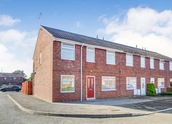 Thumbnail 4 bed end terrace house for sale in Parkfield Drive, Bridlington