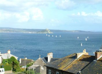 Thumbnail 4 bed terraced house for sale in Lescudjack Terrace, Penzance, Cornwall
