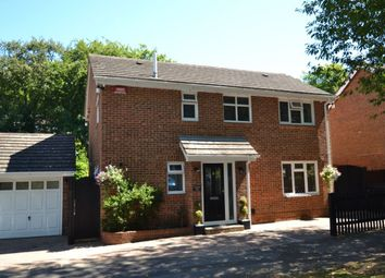 Thumbnail 4 bed detached house for sale in Leybourne Close, Walderslade, Chatham
