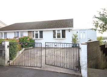 Thumbnail 2 bed semi-detached bungalow for sale in Lawrence Hill Avenue, Newport