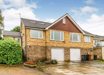 Thumbnail 4 bed semi-detached house for sale in Knoll Wood Park, Horsforth, Leeds