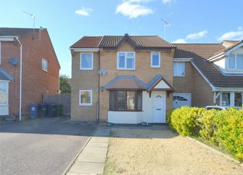 Thumbnail 3 bed semi-detached house for sale in Elter Water, Stukeley Meadows, Huntingdon, Cambridgeshire