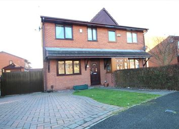 Thumbnail 3 bed property for sale in Long Meadows, Chorley