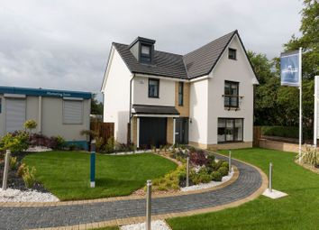 Thumbnail 4 bed detached house for sale in Milngavie Road, Bearsden, Glasgow