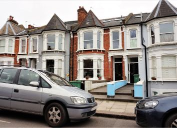 Thumbnail 3 bed flat for sale in Hillfield Road, London