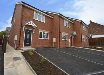 Thumbnail 2 bed town house for sale in Nottingham Road, Borrowash, Derby