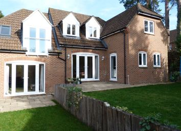 Thumbnail 4 bed detached house for sale in West Close, Verwood