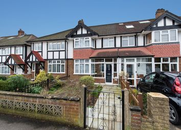 Thumbnail 3 bed terraced house for sale in The Causeway, Carshalton