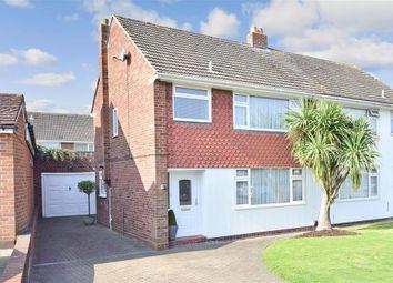 3 bed semi-detached house for sale in Penshurst Close, Rainham, Gillingham, Kent ME8