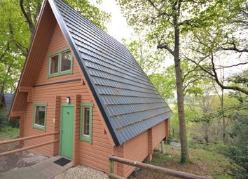 Thumbnail 1 bed detached house for sale in Finlake Holiday Park, Newton, Devon