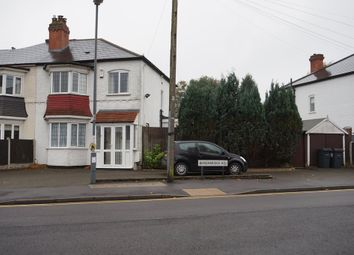 Thumbnail 3 bedroom semi-detached house for sale in Western Road, Wylde Green, Sutton Coldfield