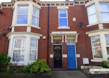 Thumbnail 2 bed flat for sale in Whitefield Terrace, Heaton, Newcastle Upon Tyne