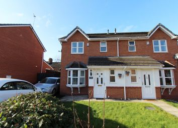 Thumbnail 3 bed semi-detached house for sale in Hollybank Close, Winnington, Northwich