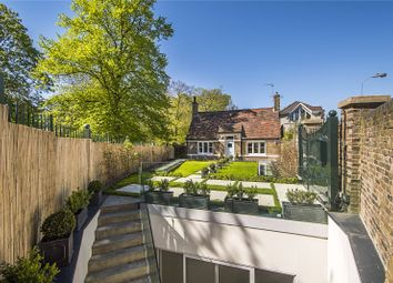 Thumbnail 4 bed detached house for sale in North Lodge, Margravine Gardens, London