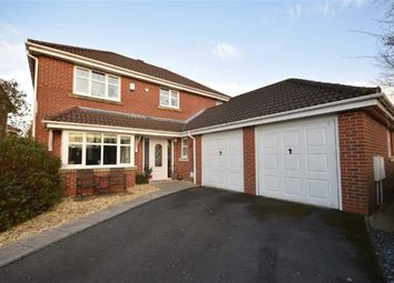 Thumbnail 4 bed detached house for sale in Condor Way, Penwortham, Preston, Lancashire