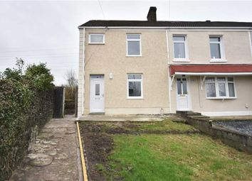 Thumbnail 3 bed terraced house for sale in Trallwn Road, Llansamlet, Swansea