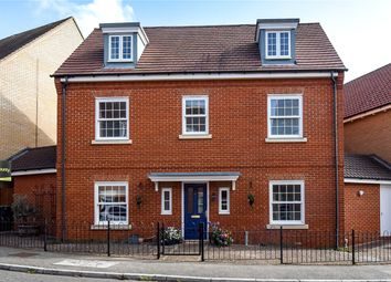 5 bed detached house for sale in Baynard Avenue, Flitch Green, Dunmow CM6