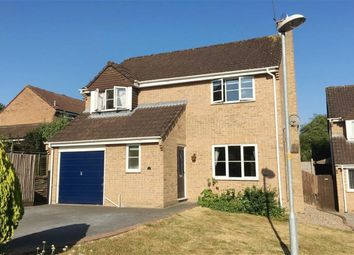 Thumbnail 4 bed detached house for sale in Noyes Close, Chippenham, Wiltshire