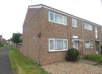 Duck Lane, St. Neots, Cambridgeshire PE19. 3 bed end terrace house for sale