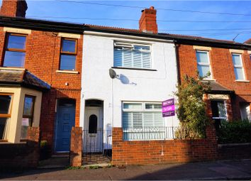 Thumbnail 2 bed terraced house for sale in Evansfield Road, Cardiff