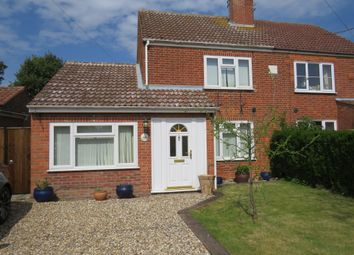 Thumbnail 2 bedroom cottage for sale in Church Road, Potter Heigham, Great Yarmouth