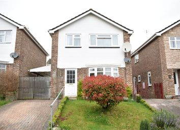 Thumbnail 3 bed detached house for sale in Turnpike Close, Chepstow, Monmouthshire