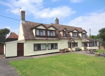 Thumbnail 3 bed cottage for sale in South Street, Litlington, Royston