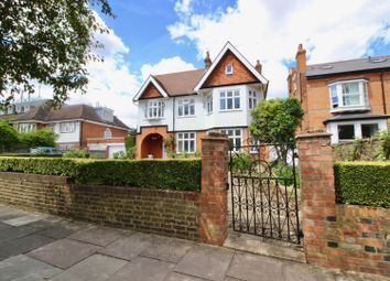 Thumbnail 8 bed detached house for sale in Montpelier Avenue, London