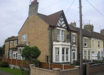 Thumbnail 2 bed property to rent in Flat 3, Oundle Road, Woodston, Peterborough