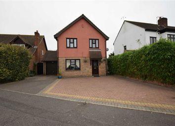 Thumbnail 4 bed detached house for sale in Findon Gardens, Rainham, Essex
