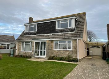 Thumbnail 3 bed detached house for sale in Durberville Drive, Swanage