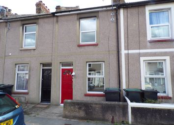 Thumbnail 3 bedroom terraced house to rent in Nelson Road, Northfleet, Gravesend