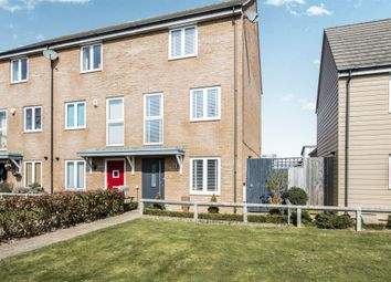 Thumbnail 4 bed town house for sale in Little Woodham Lane, Gosport