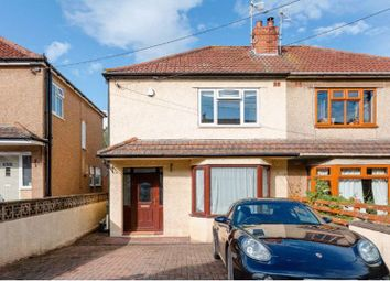 Thumbnail 3 bed semi-detached house for sale in Birdwell Road, Long Ashton, Bristol