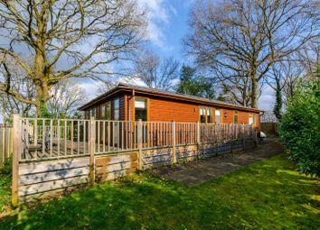 Thumbnail 2 bed mobile/park home for sale in Edgeley Park, Farley Green, Farley Green