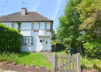 Thumbnail 3 bedroom semi-detached house for sale in Newark Way, London