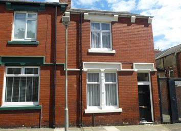 Thumbnail 2 bed end terrace house for sale in Burn Valley Road, Hartlepool