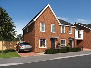 Thumbnail 2 bed property for sale in Hawks Green, Old Hednesford Road, Hawks Green, Cannock